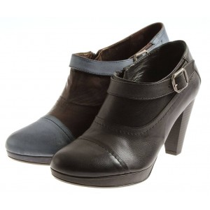 Seaside Ankle Boots aus Leder