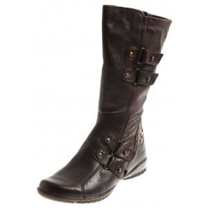 Tamaris Stiefel aus Leder 1-25466
