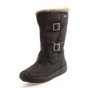 Stone Walk Stiefel schwarz