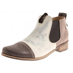 Miccos Chelsea Boots mehrfarbig