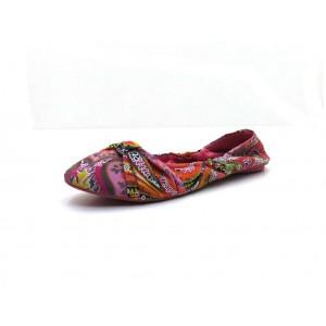 Frenzy Footwear - Ballerina - 2205 Pink