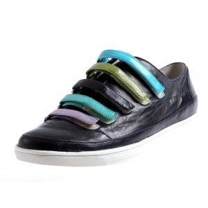 Tamaris Sneaker aus Leder blunavy-40
