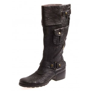 YKX & Co. Stiefel 3094 Moro