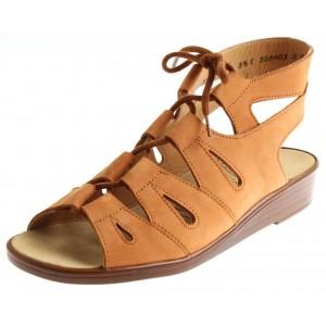 Ganter hohe Sandale aus Leder