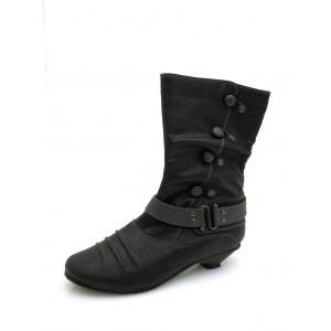 Depeche Stiefel 4494 schwarz antik