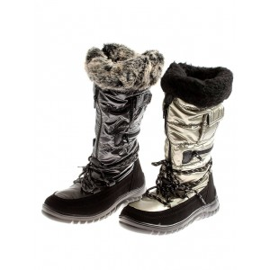 Anna Field Snowboot