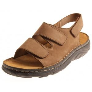 Manz Sandalen aus Leder