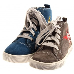 Richter High Top Sneaker 7742