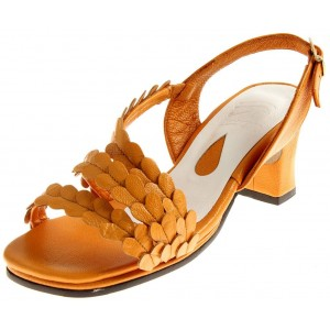 Luxor Sandalette aus Leder