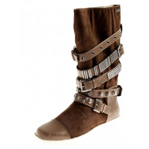 Killah by Sixty Stiefel Barban braun