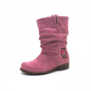 Helo Kityy - Stiefelette - L0005 Rosa