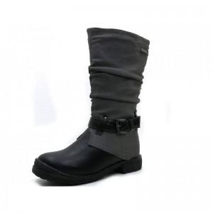 Indigo - Stiefel - Indigo - 466471 Schwarz/Grau