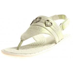 Geox Sandalen mit Zehensteg