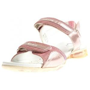 Geox Sandalen aus Leder