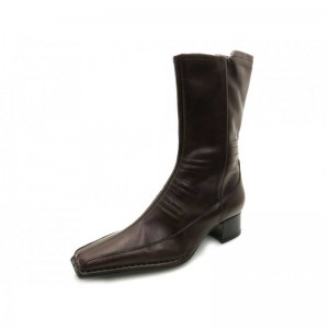 Never Cross - Stiefelette - 2396 Braun