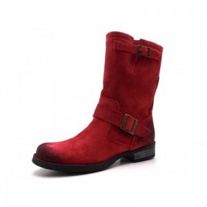 Sapatoo - Stiefelette - S1305-004 Vermelho