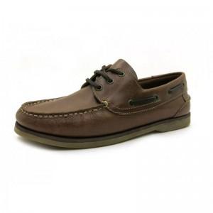 Stone Walk - Bootsschuhe - 7114 Braun