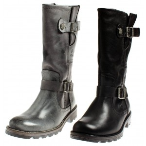 P-L-D-M by Palladium Lederstiefel Urban Kid