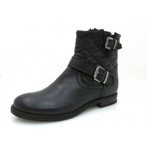 Mustang Boots schwarz