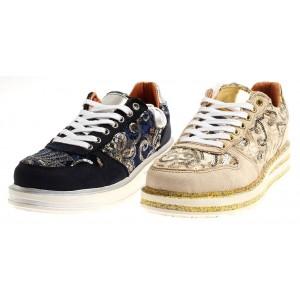 Nice Feet Sneaker mit Pailetten