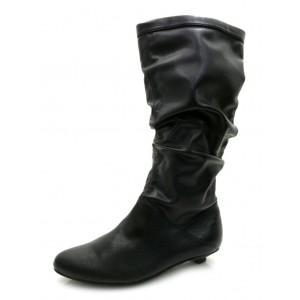 Depeche - Stiefel - 3680 Schwarz