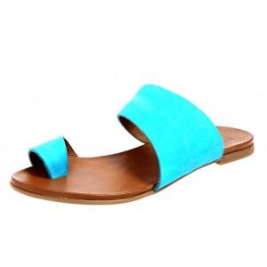 KimKay Sandale mit Zehenhalter
