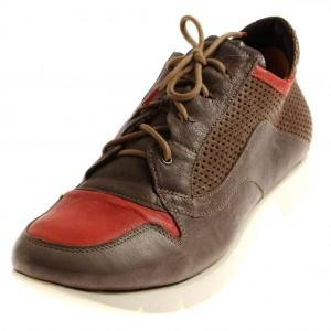 Think Sneaker 86080 aus Leder