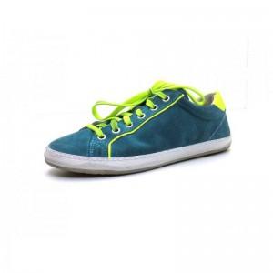 Isabelle - Sneaker - 4257 Gruen