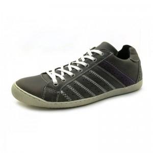 Maxximo - Sneaker - 6767 Braun-Lila