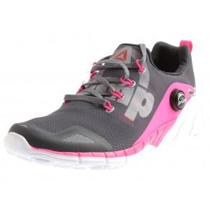 Reebok Fitnesschuhe grau-pink