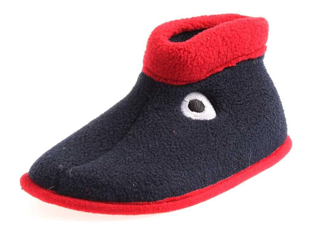 49b797a1e52 Betula Dany Zapatillas Zapatilla Zapatos Infantiles Zapatillas de Casa Rojo  Azul