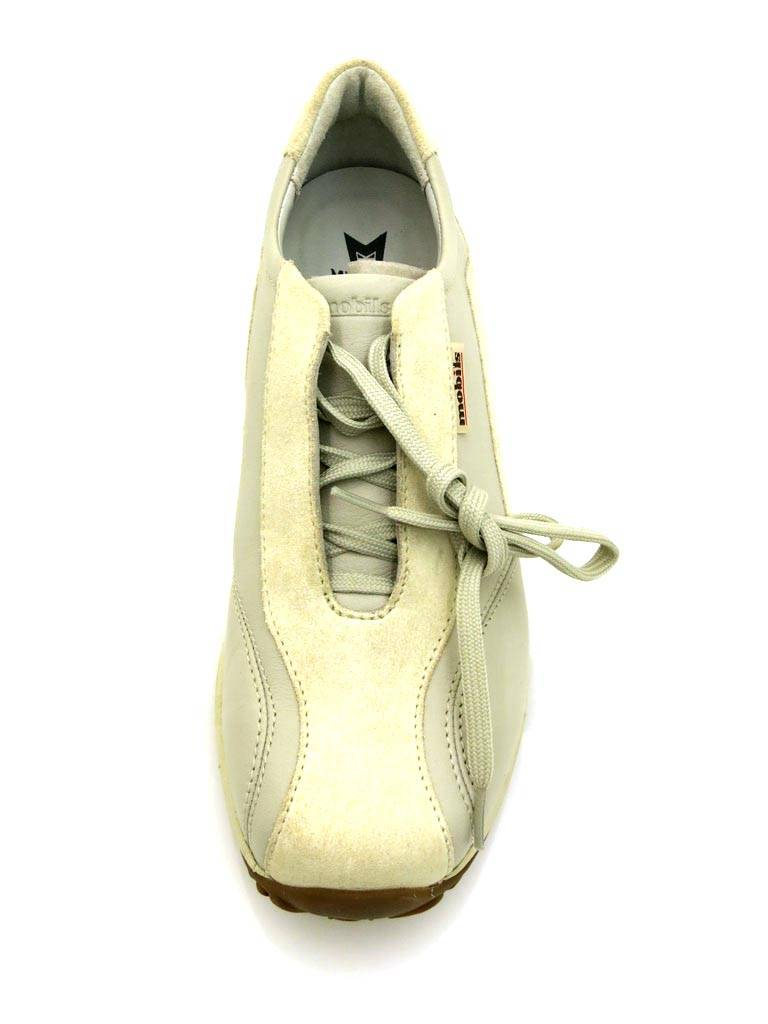 Mephisto Dora bequem Ledersneaker Sneaker Leder Damenschuhe bequem Dora Halbschuhe 086eb7