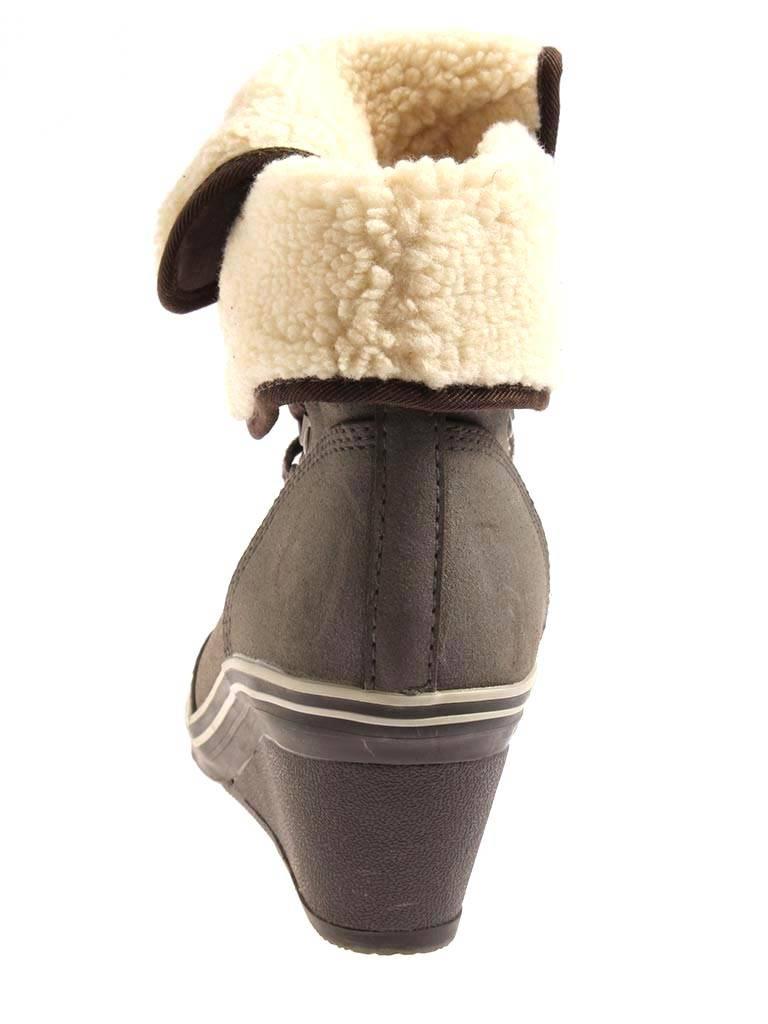 Esprit Ankle Keilstiefelette Weges Damenstiefelette Keilstiefelette Ankle Booty Stiefelette gefüttert 5fc312