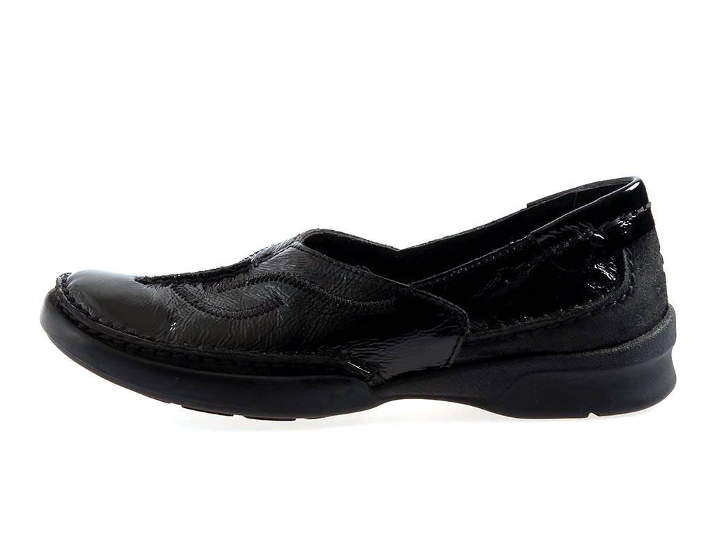 Eris Charol Mujer Para Piel Zapatos Cuero Mocasines Camel Active FK1T3Jlc