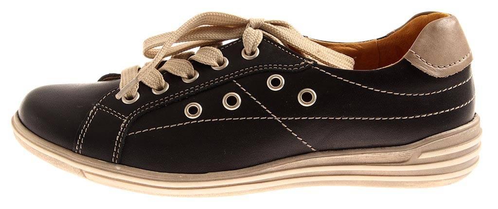 Theresia M. Damenschuhe Ledersneaker Leder Schuhe lose Einlagen Honey M66804