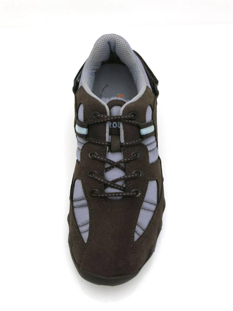 Allrounder by Mephisto Damensneaker Sneaker Nevada Leder Textil Sommersneaker