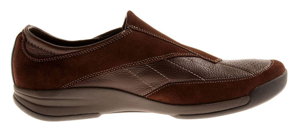 Scarpe casual da uomo  Clarks Scarpe Basse Scarpe da uomo in pelle PHOENIX Slip Sneaker Slipper