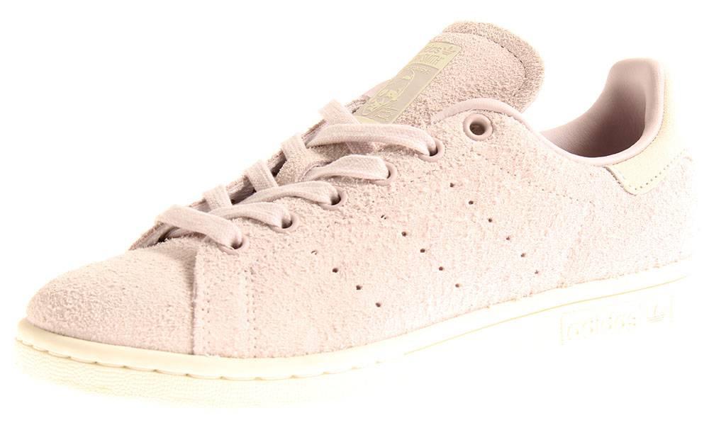 Details zu Adidas Stan Smith Sneaker icepur S82258 Damen Sportschuhe Freizeit Schuhe Retro