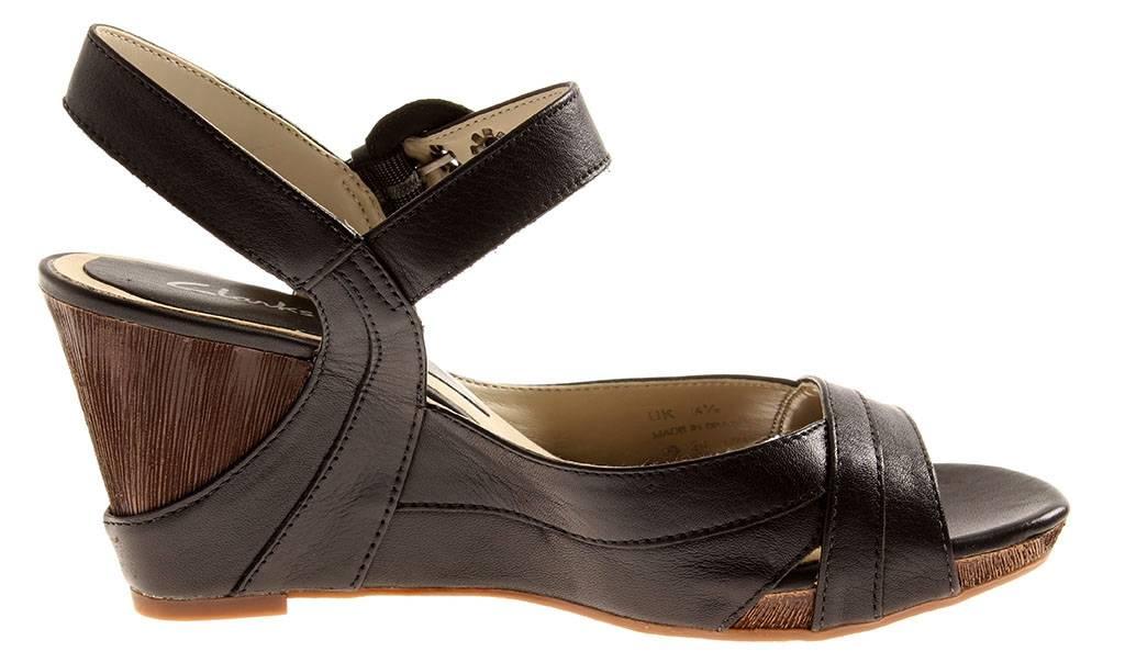 Clarks Ledersandalette Silver Damen Leder Sandalette Sommer Silver Ledersandalette Mine2 6f5132