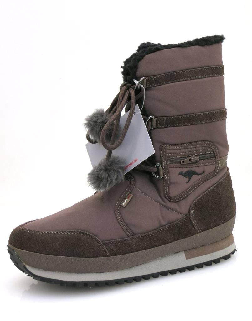 f97297e105a ... KANGAROOS Bottes winterboot Bottes d hiver snowboots Chaussures Femmes  Bottes Bottes Bottes silvia 057096 ...