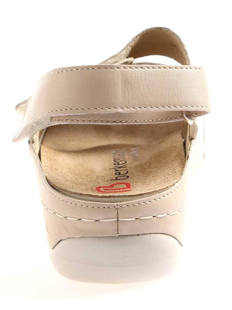 Berkemann Sandal Wenke Calf Leather Shoes Womens Insoles Ladies