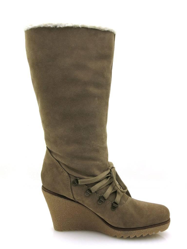 ESPRIT Kiwi Lu Stiefel X10430 X10430 X10430 Damen Stiefel Leder Schuhe WinterStiefel 79a1c1