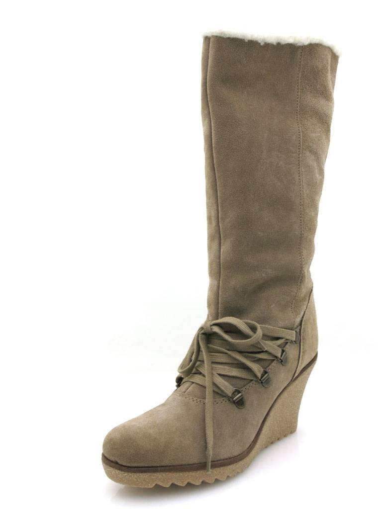 ESPRIT ESPRIT ESPRIT Kiwi Lu Boot X10430 Damen Stiefel Leder Schuhe Winterboots ce0147